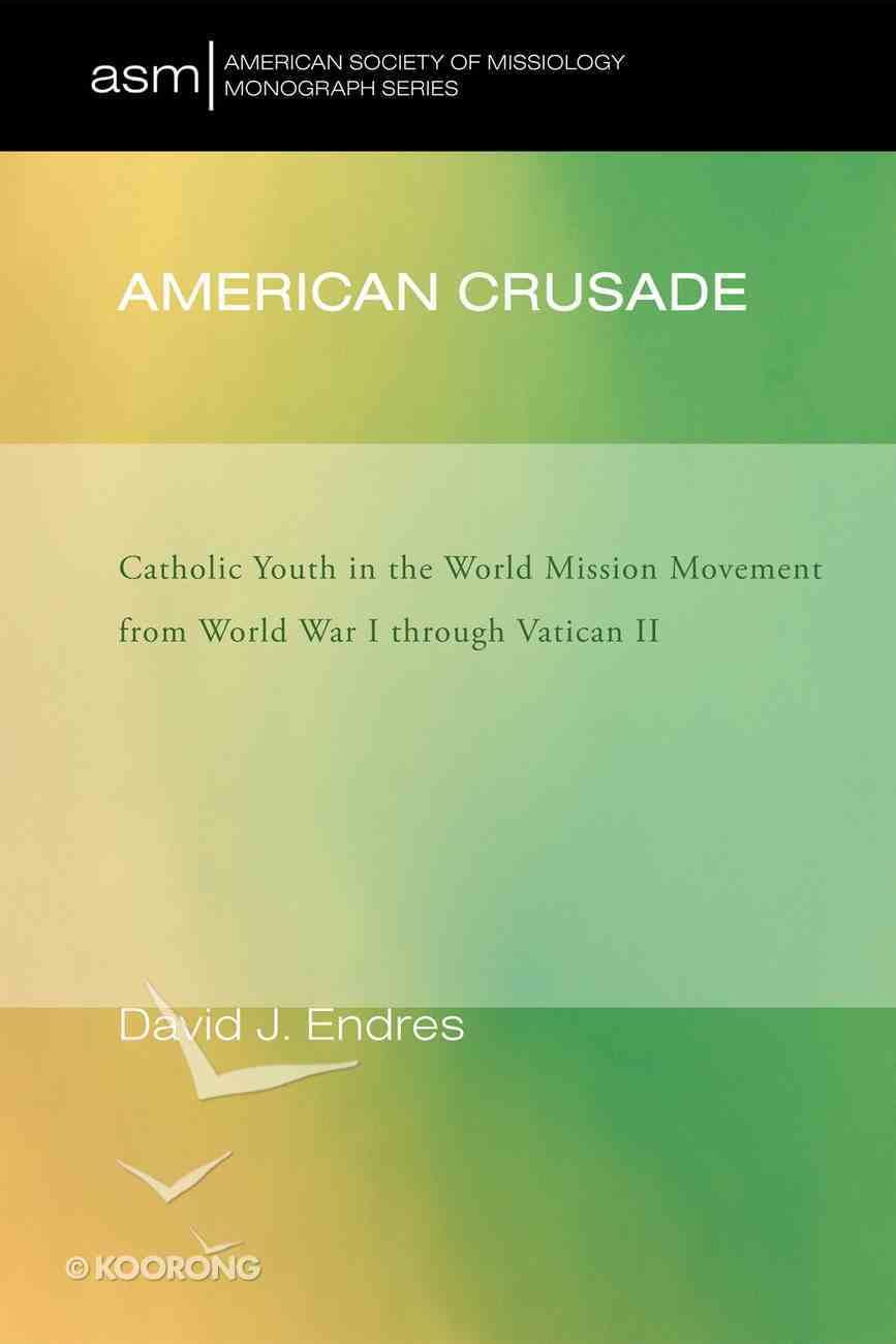 American Crusade eBook