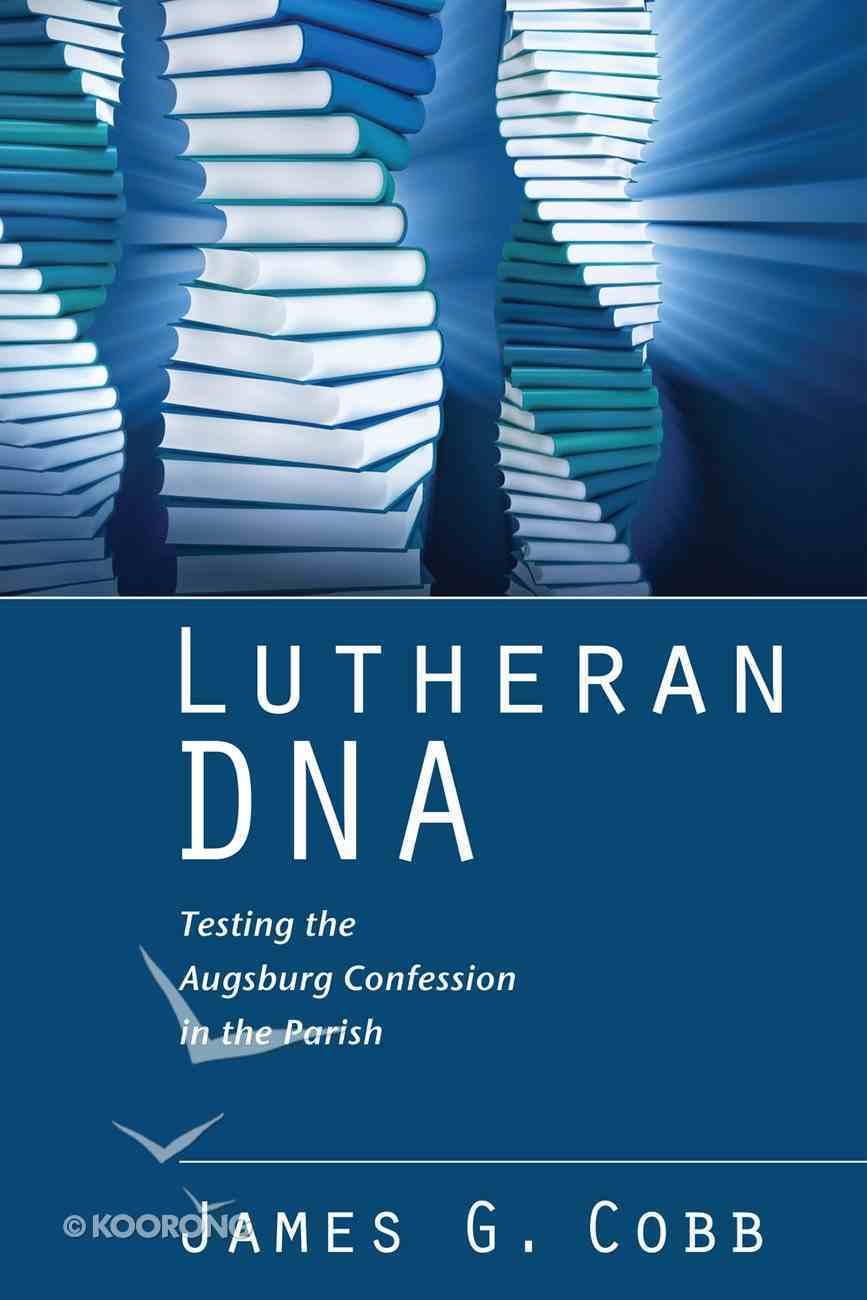 Lutheran DNA eBook