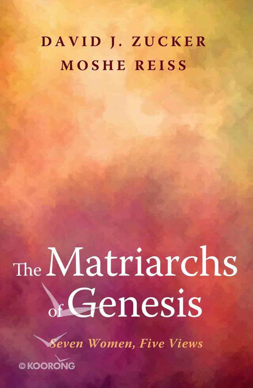 The Matriarchs of Genesis eBook