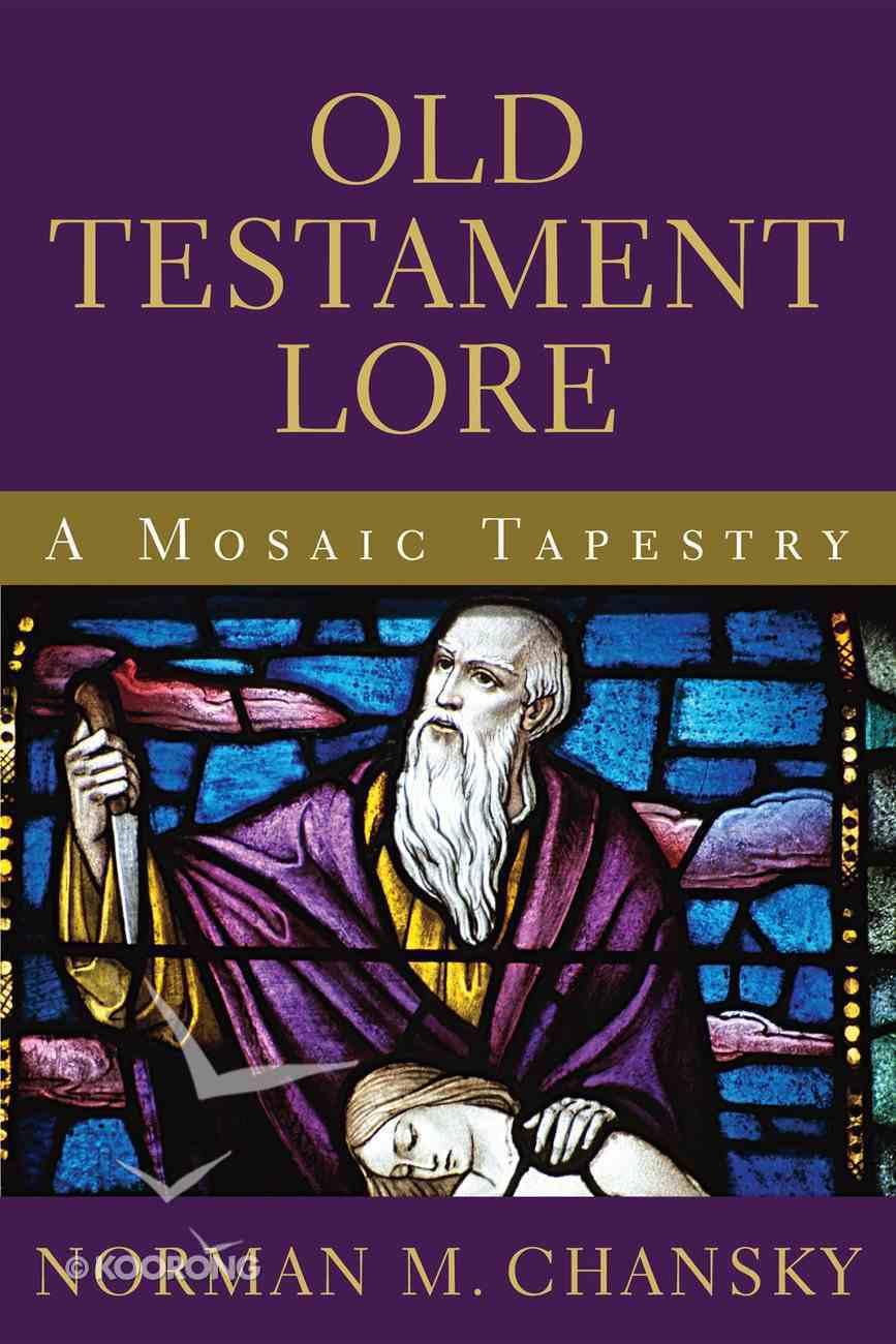 Old Testament Lore eBook