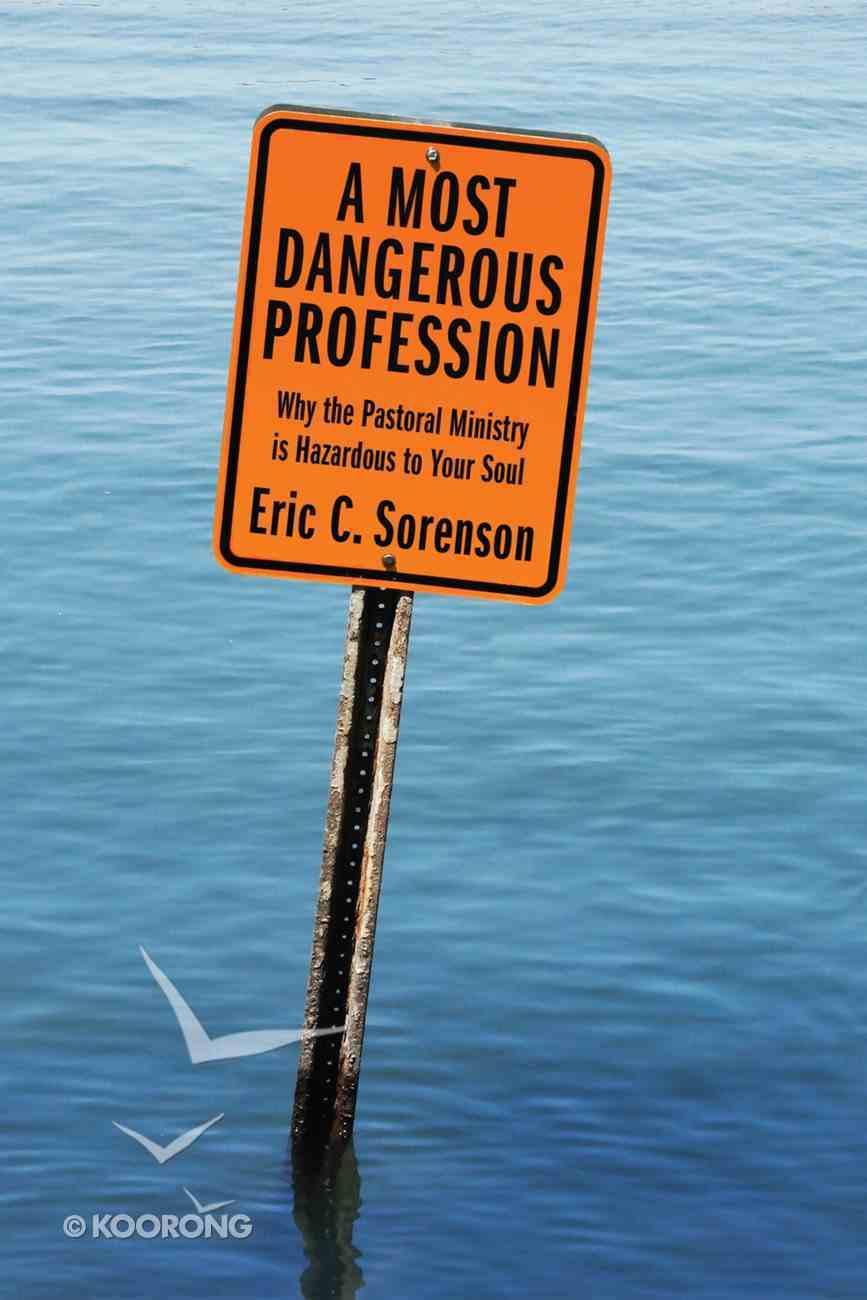 A Most Dangerous Profession eBook