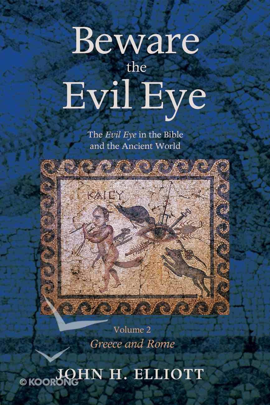 Beware the Evil Eye Volume 2 eBook