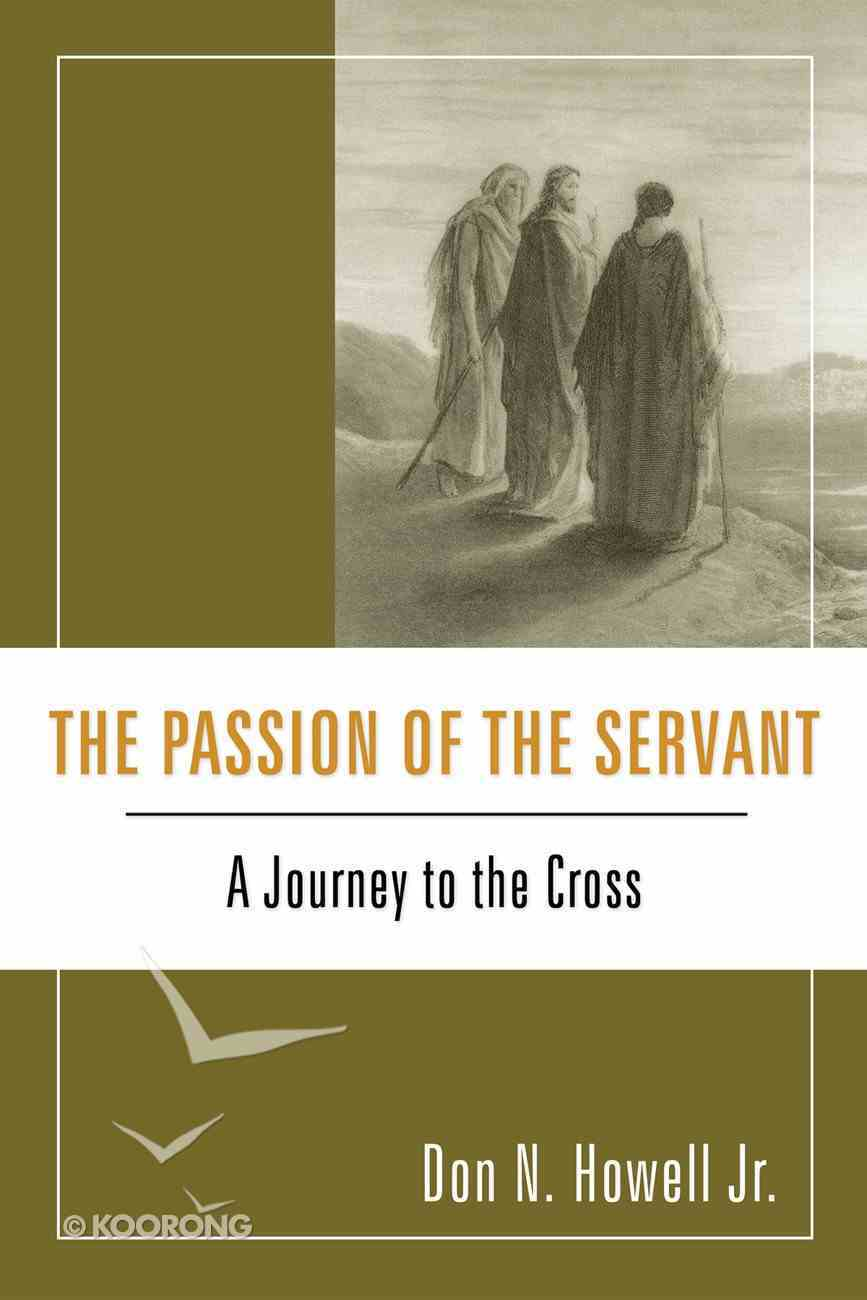 The Passion of the Servant eBook