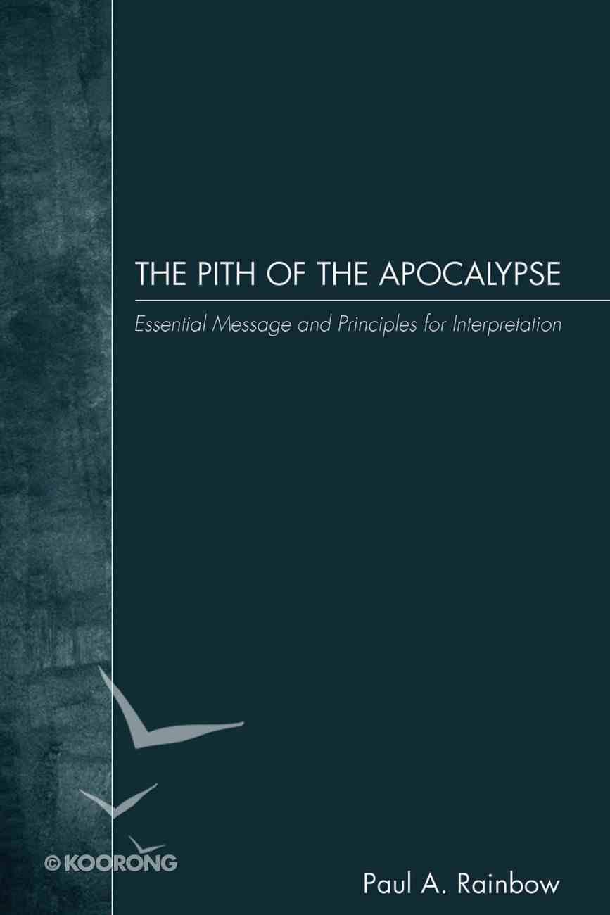 The Pith of the Apocalypse eBook