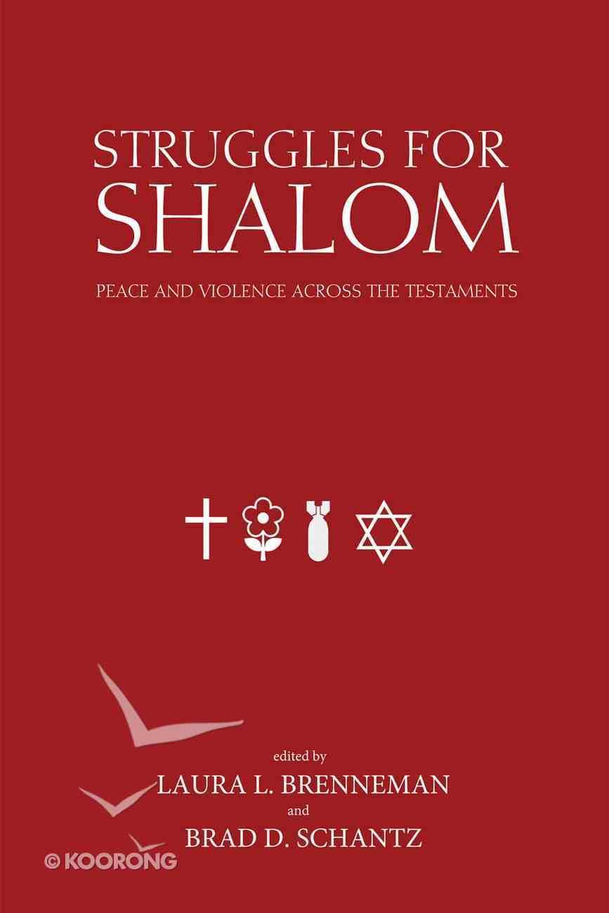 Struggles For Shalom eBook