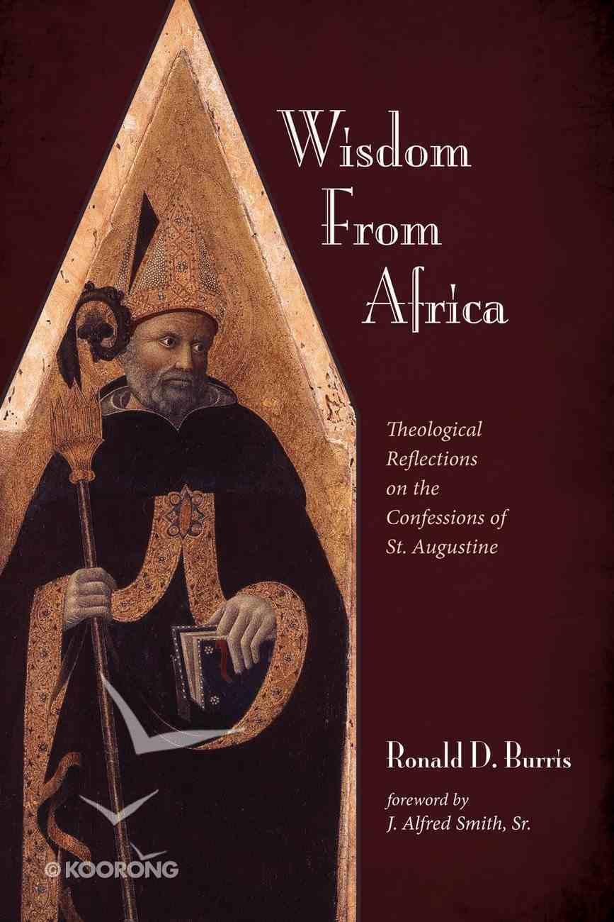 Wisdom From Africa eBook