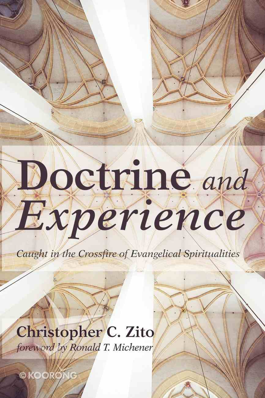 Doctrine and Experience eBook