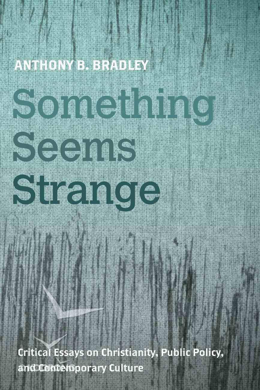 Something Seems Strange eBook