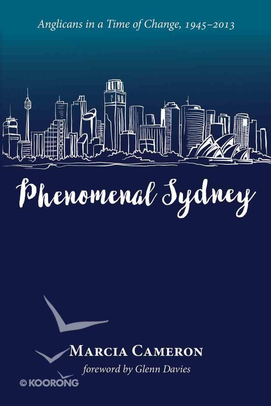 Phenomenal Sydney eBook