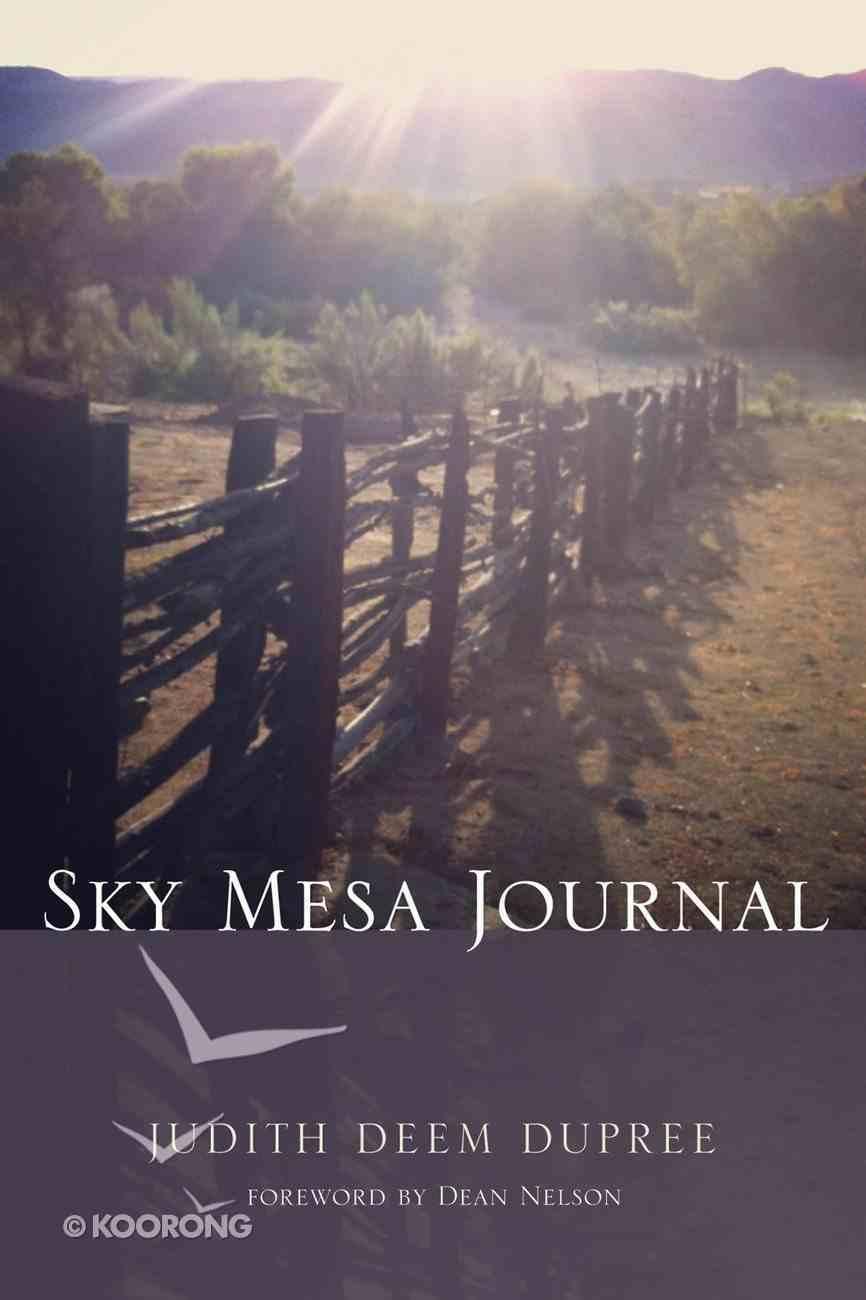 Sky Mesa Journal eBook