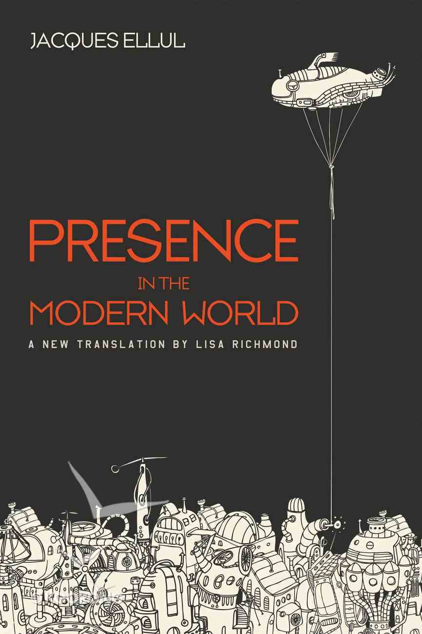 Presence in the Modern World eBook