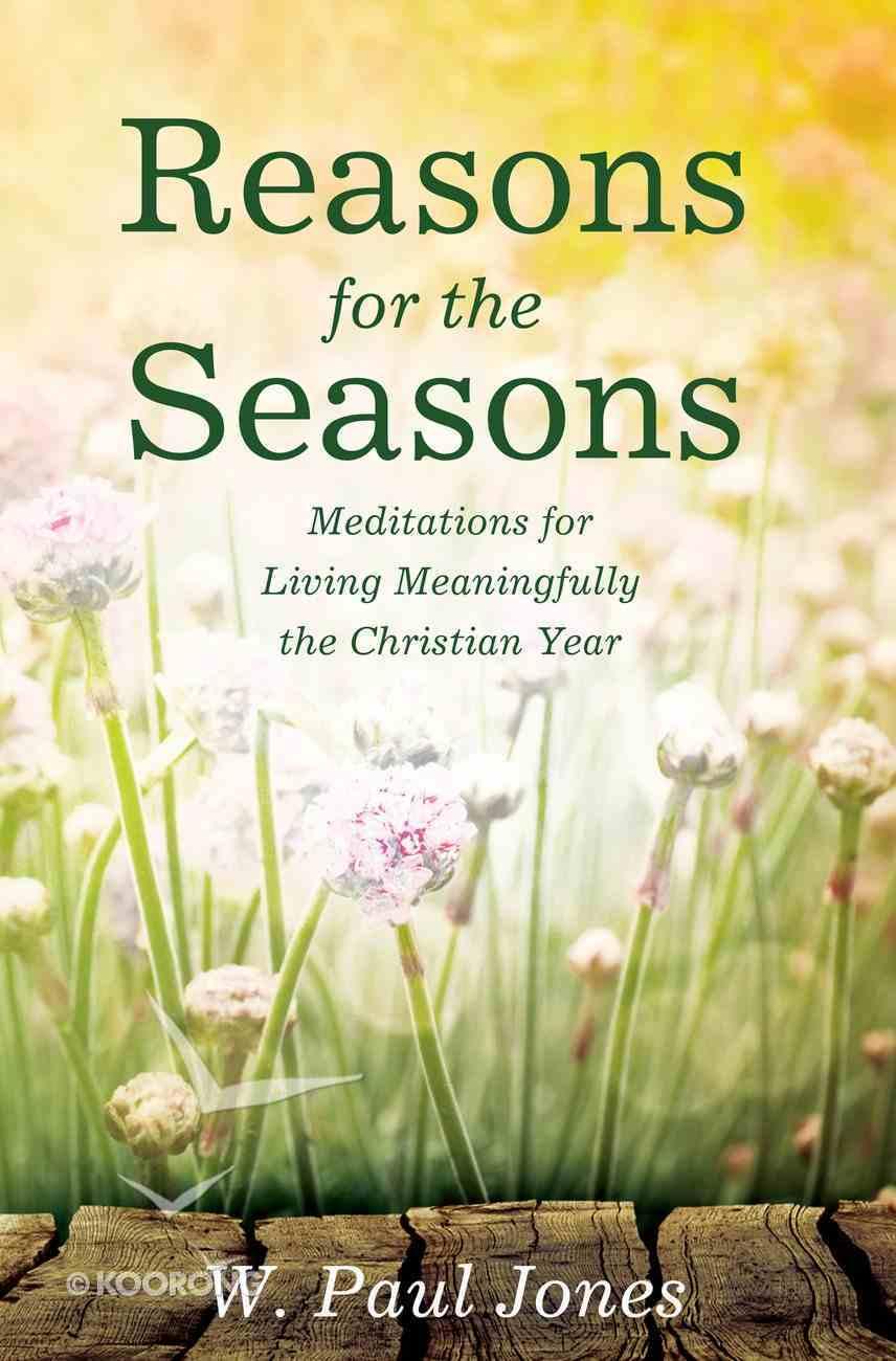 Reasons For the Seasons eBook