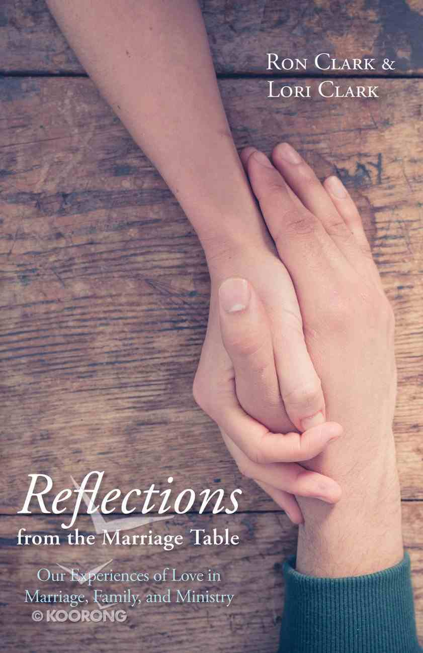 Reflections From the Marriage Table eBook