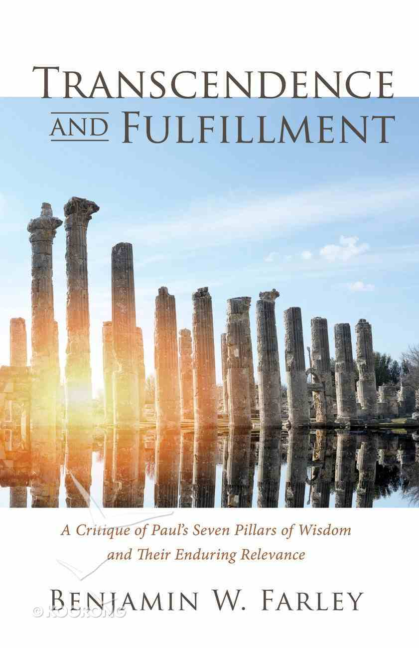 Transcendence and Fulfillment eBook