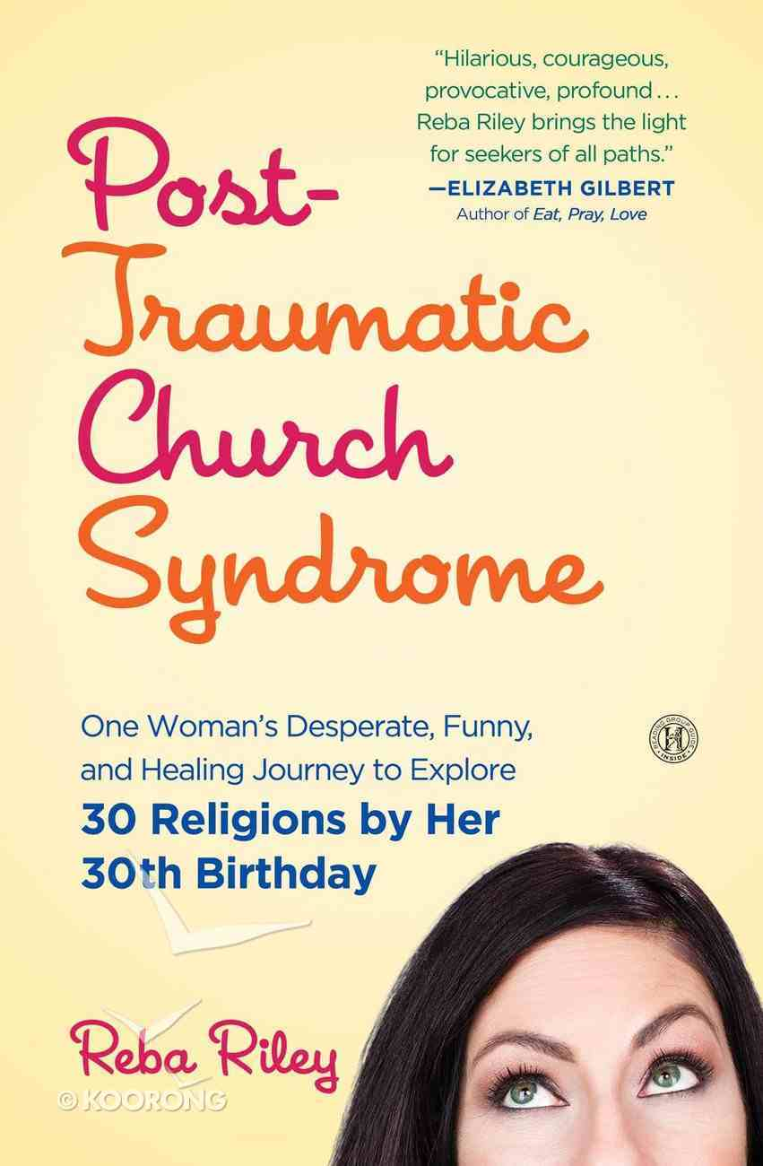 Post-Traumatic Church Syndrome eBook