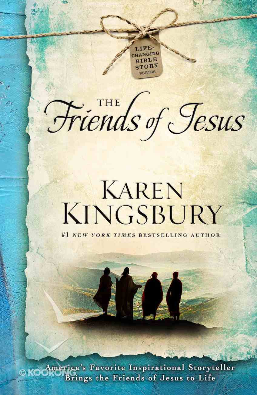 The Friends of Jesus Paperback