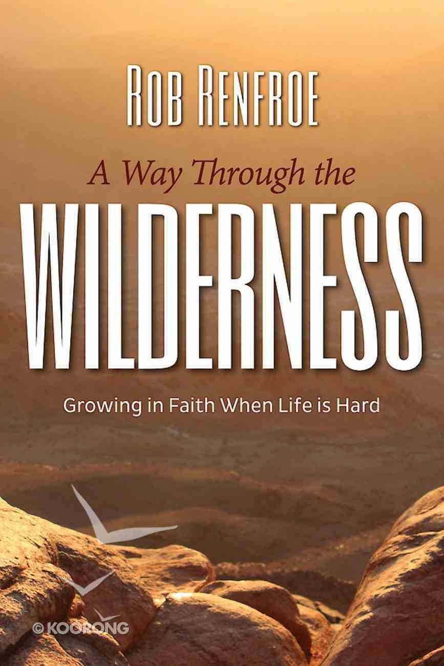 A Way Through the Wilderness eBook