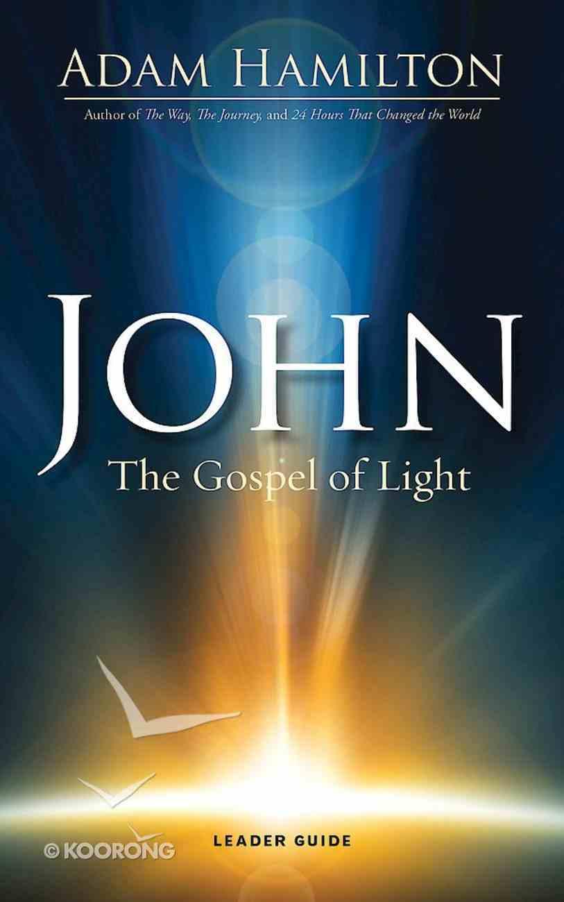 John Leader Guide eBook