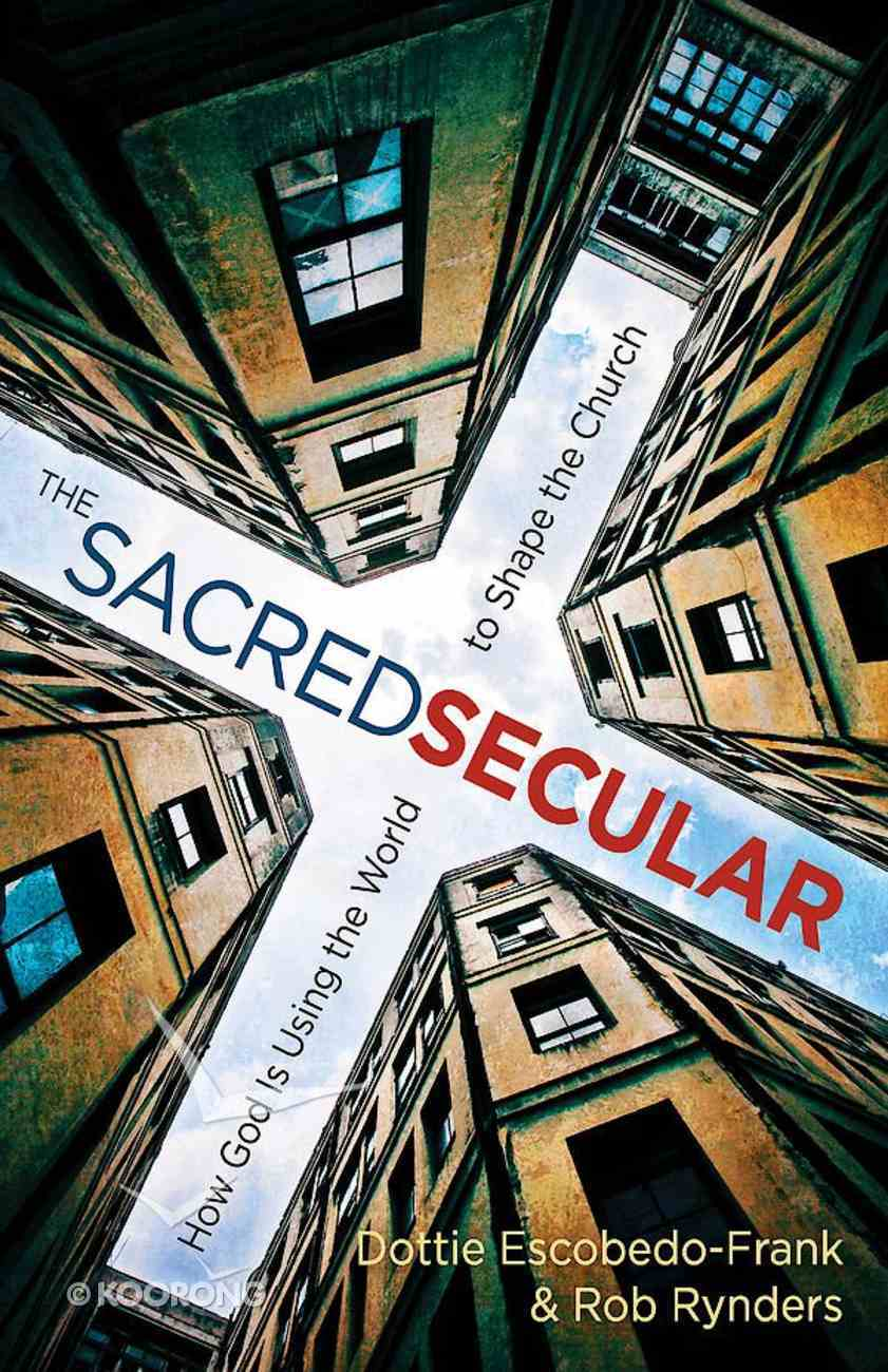 The Sacred Secular eBook