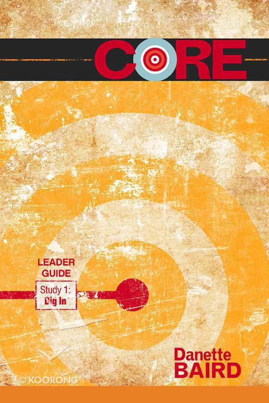Core Study 1 (Leader Guide) eBook