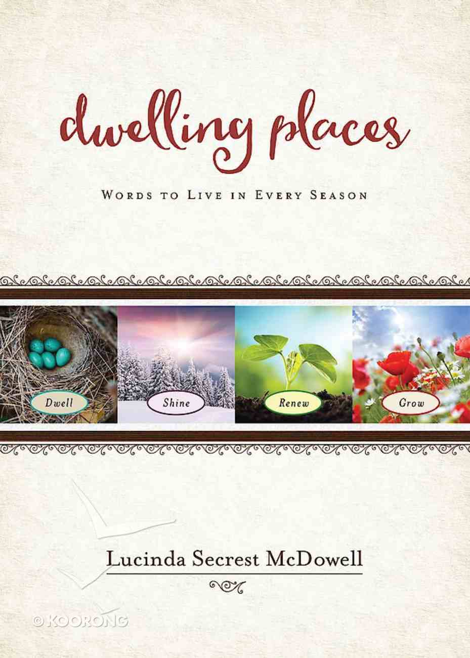 Dwelling Places eBook