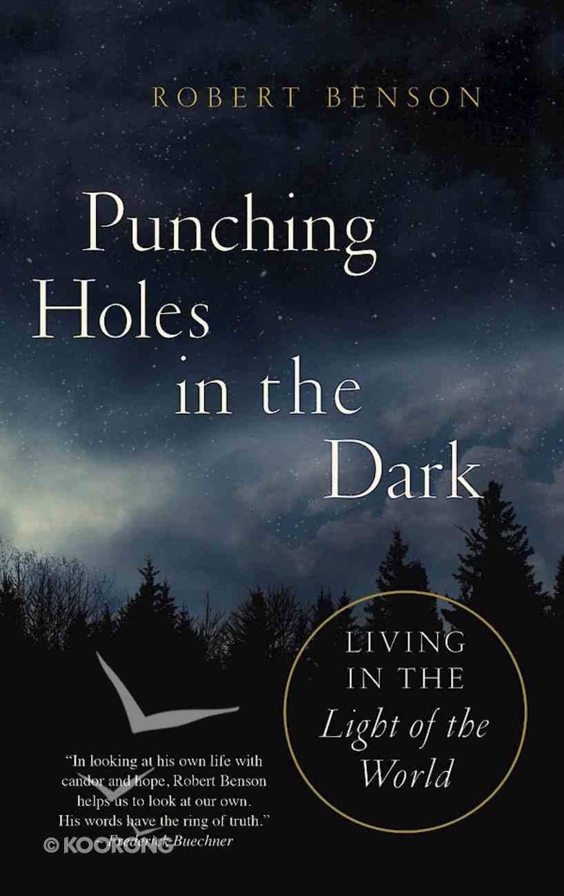 Punching Holes in the Dark eBook