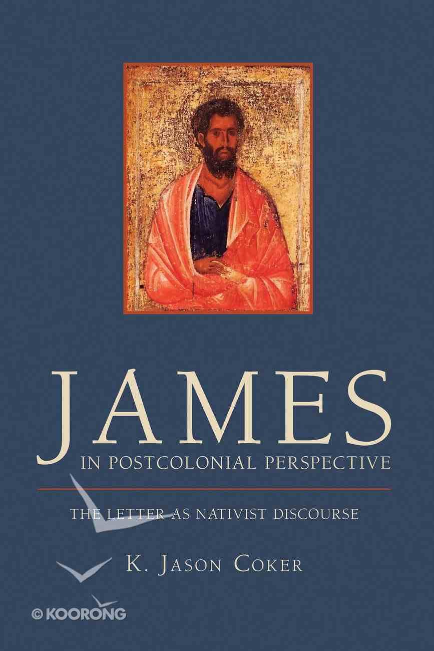 James in Postcolonial Perspective eBook