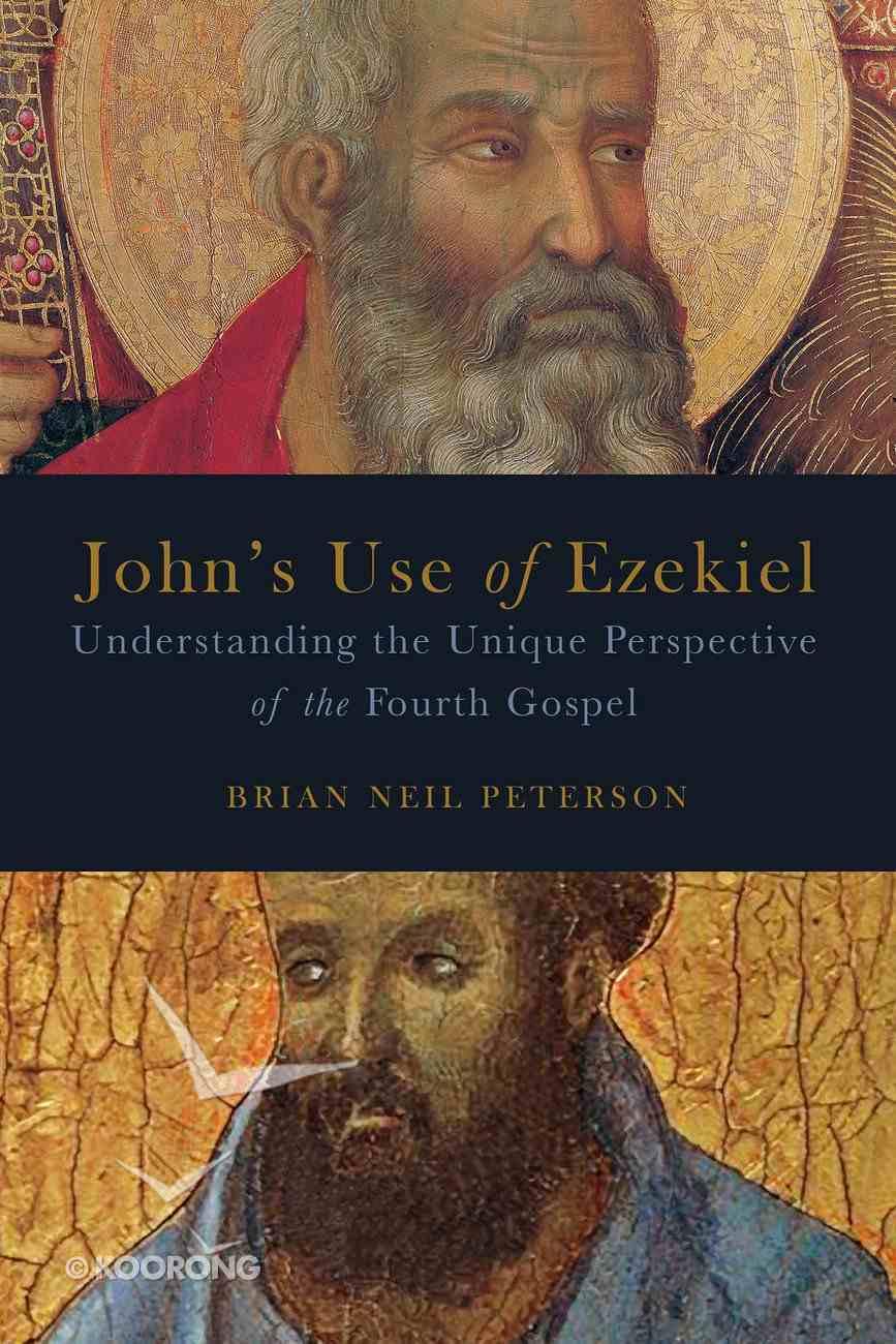 John's Use of Ezekiel eBook