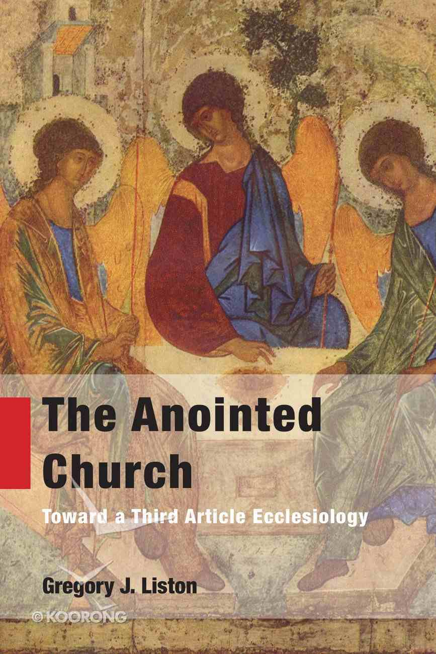 The Anointed Church eBook