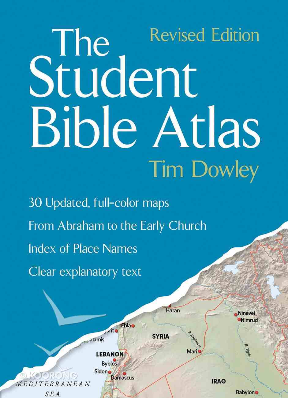 The Student Bible Atlas eBook