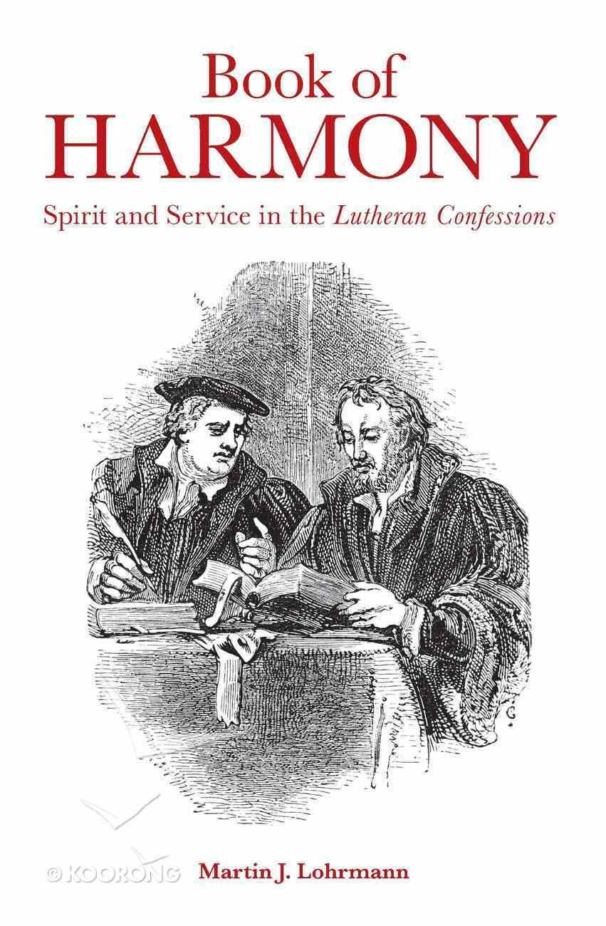 Book of Harmony eBook