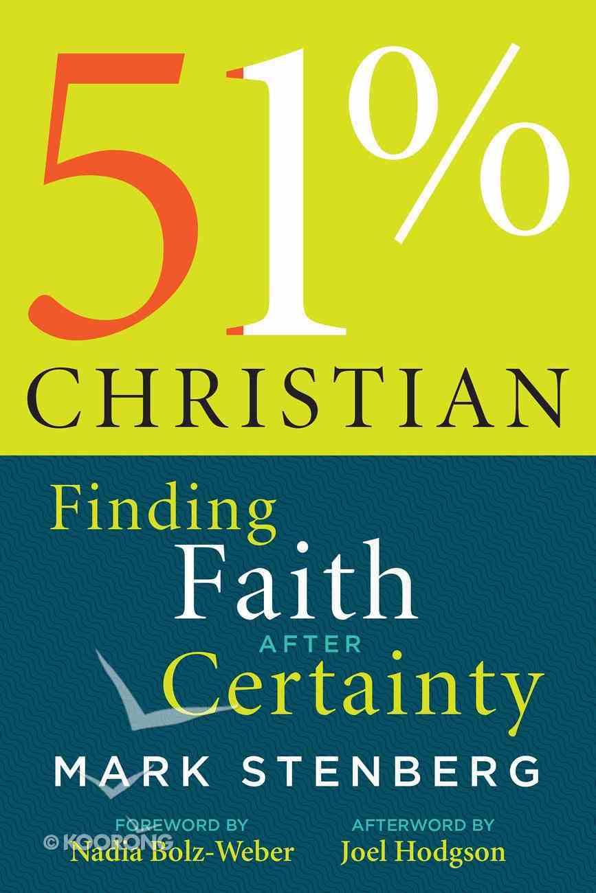 51% Christianity eBook