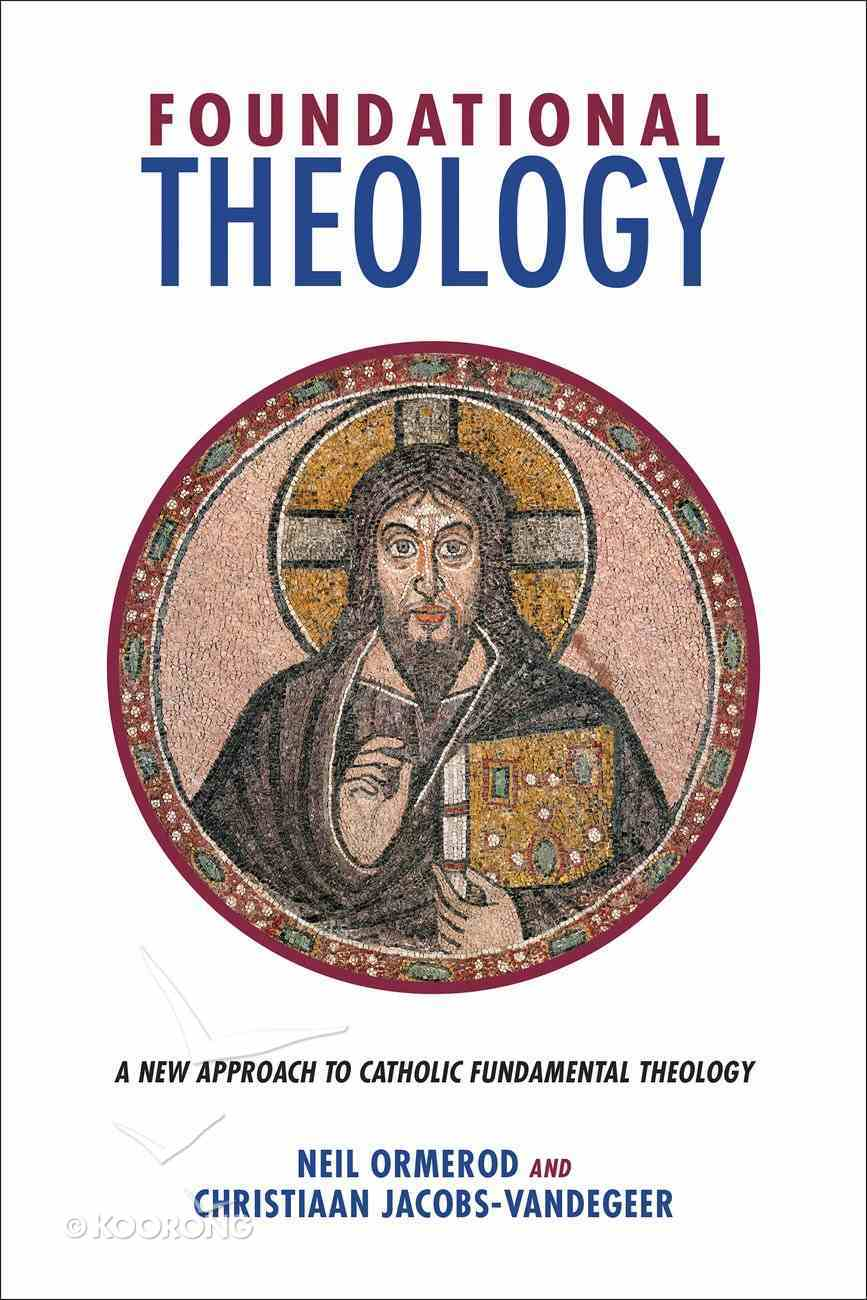 Foundational Theology eBook