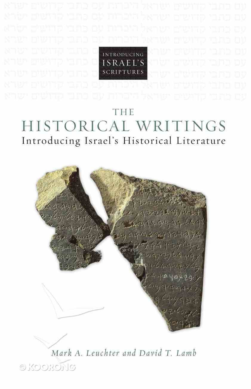 The Historical Writings eBook