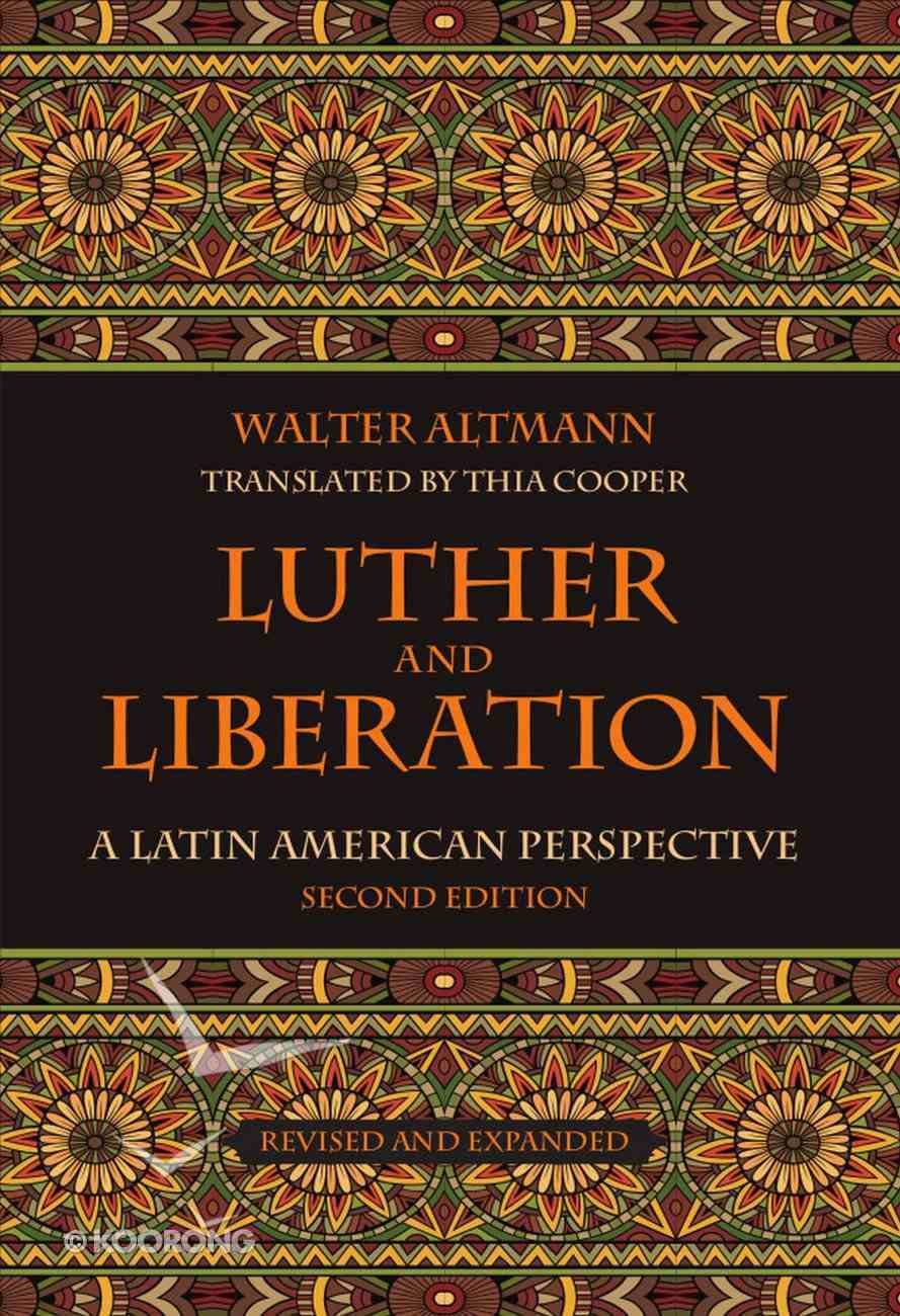 Luther and Liberation eBook