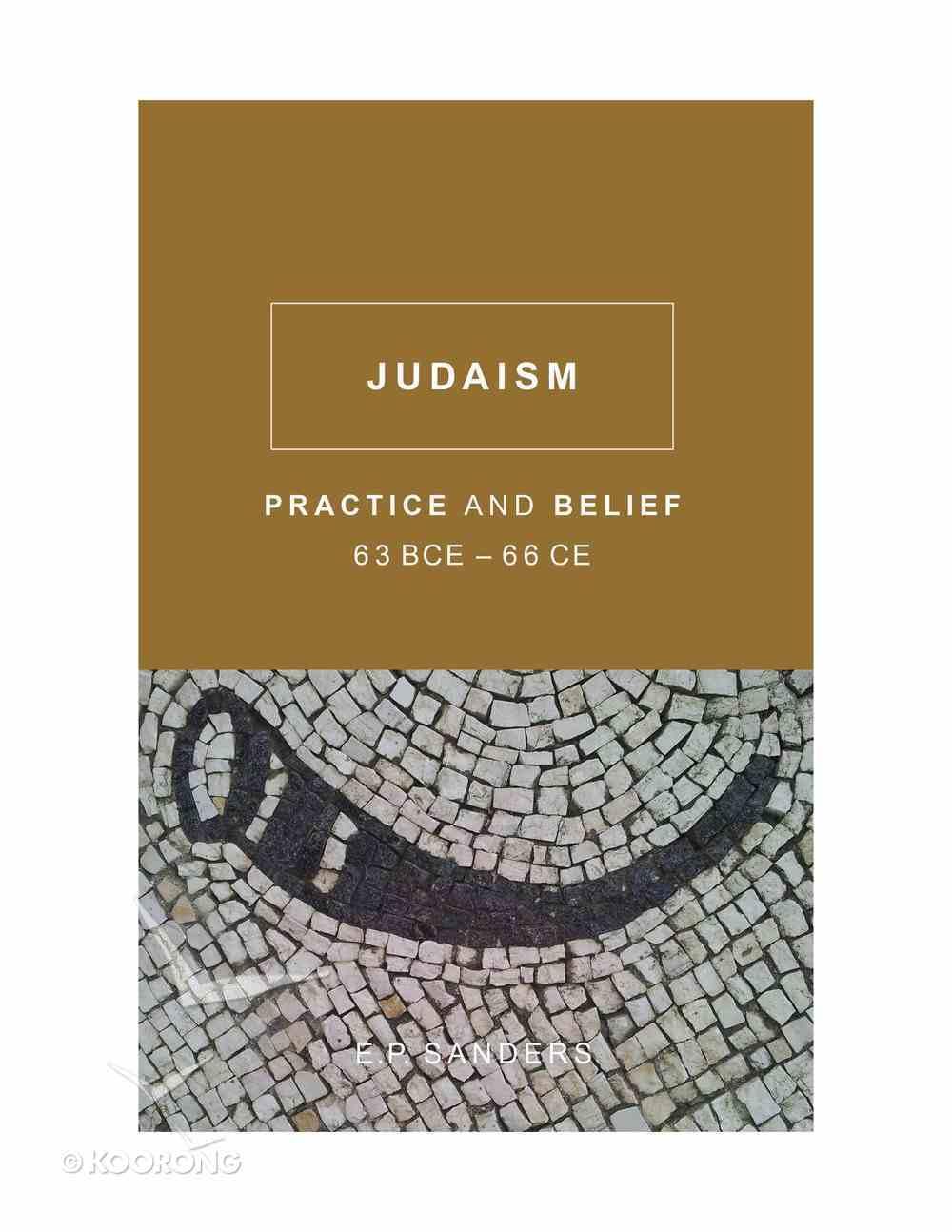 Judaism eBook