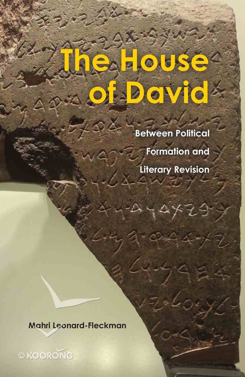 The House of David eBook