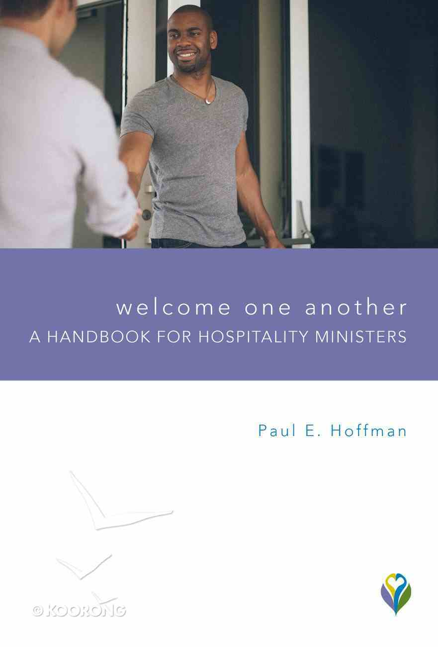 Welcome One Another (Worship Matters Series) eBook