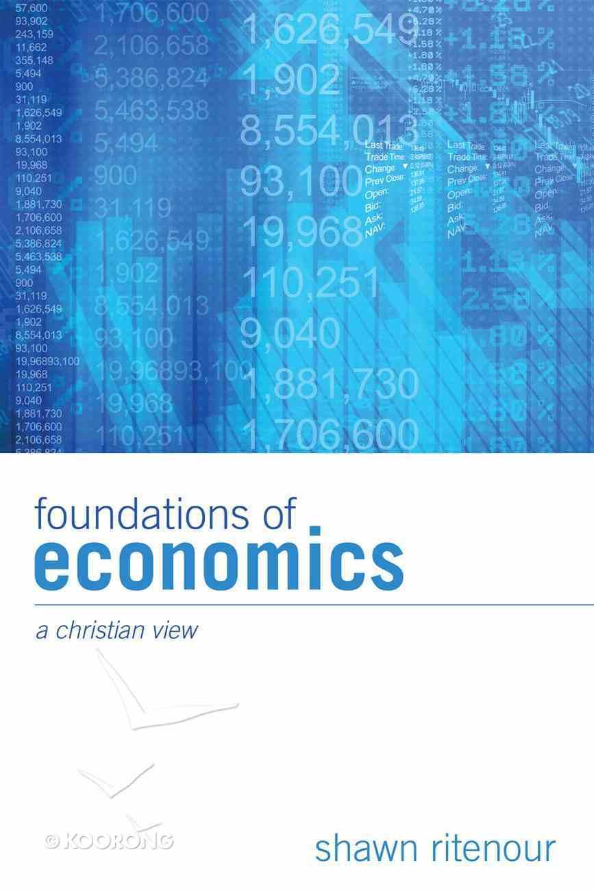 Foundations of Economics Paperback