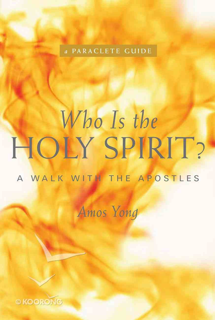 Who is the Holy Spirit eBook