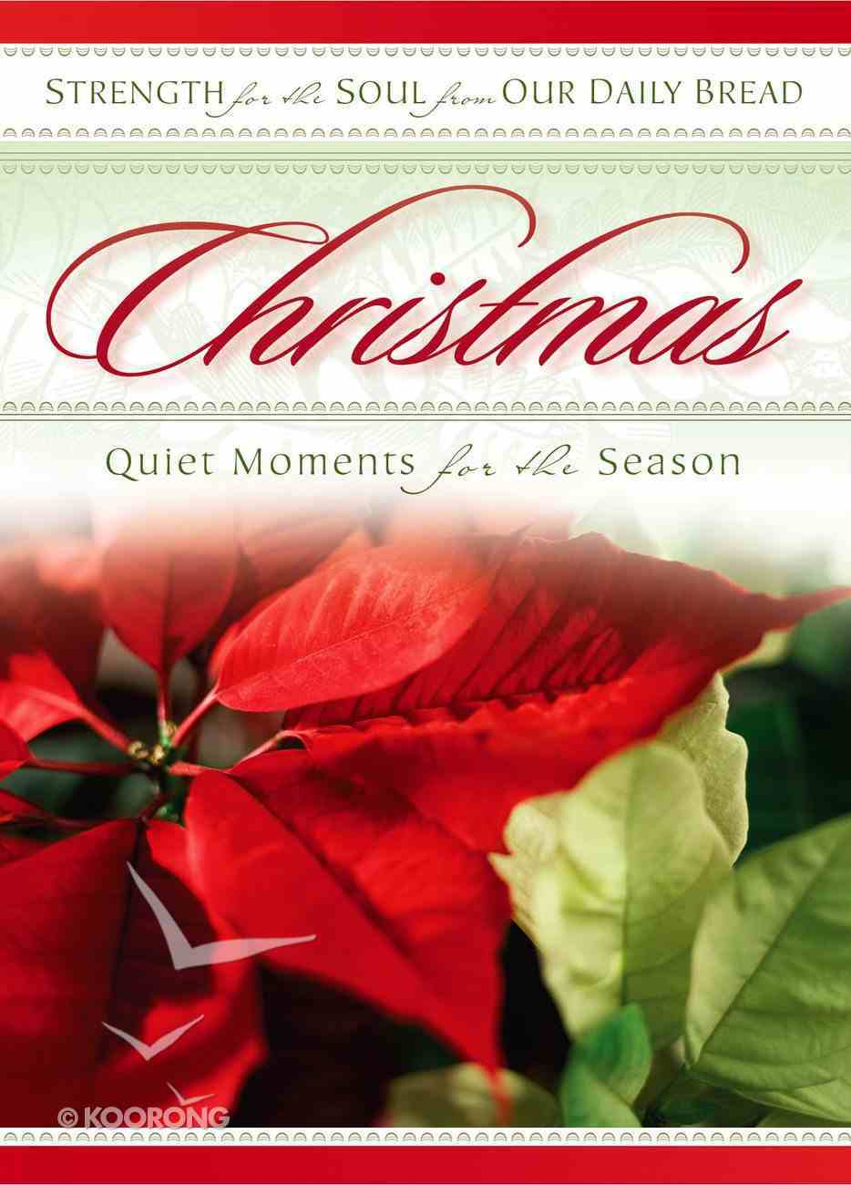 Christmas Strength For the Soul eBook