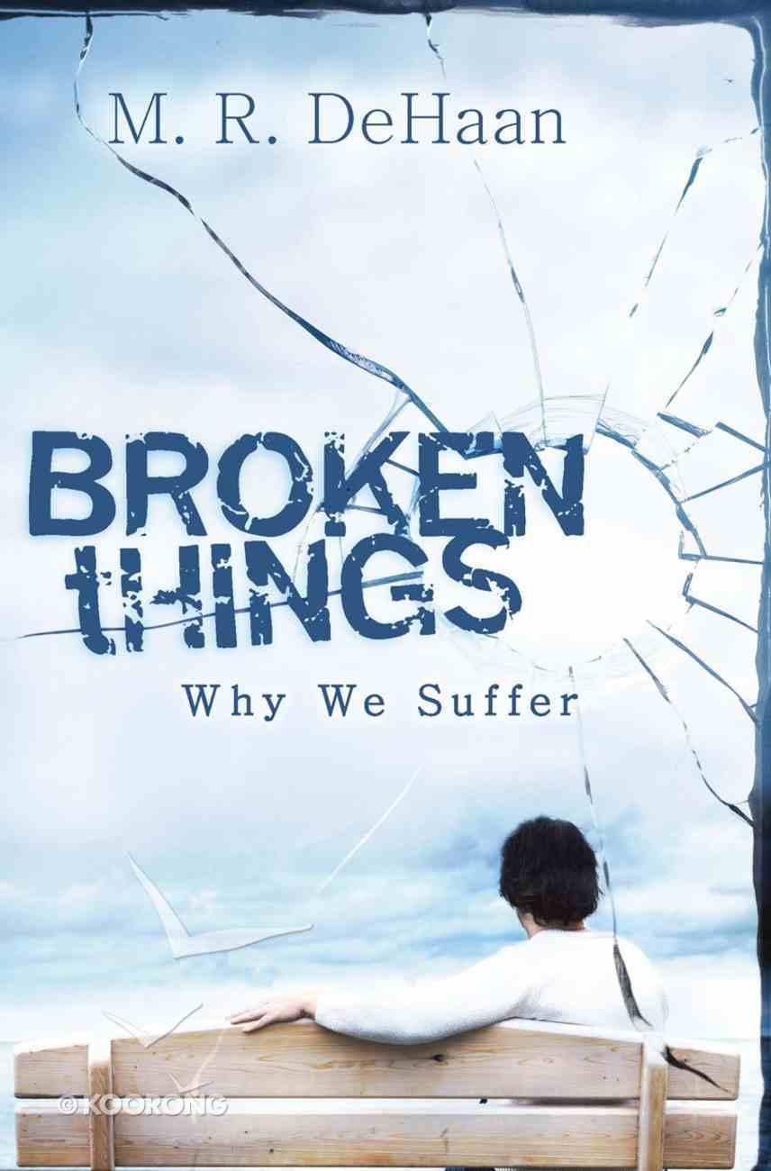 Broken Things eBook