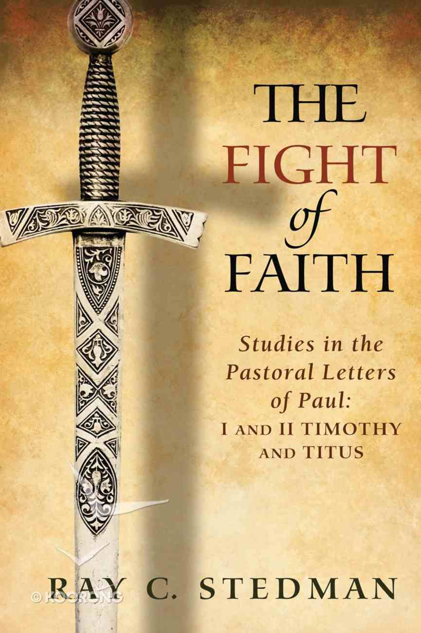The Fight of Faith eBook