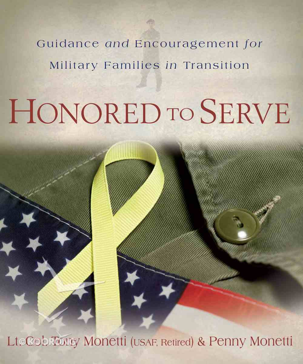 Honored to Serve eBook