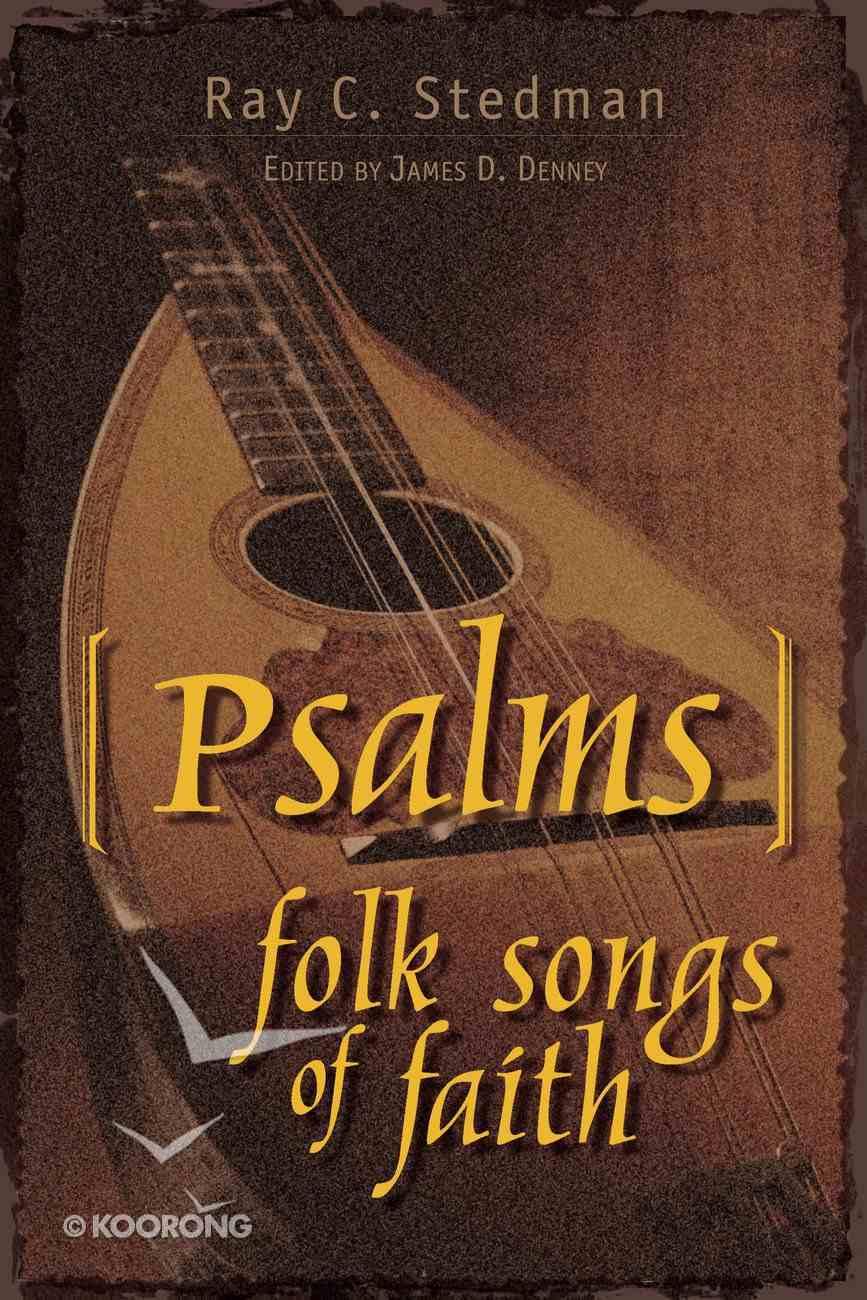 Psalms: Folk Songs of Faith eBook