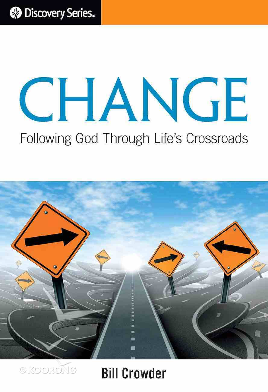 Change (The Discovery Series) eBook