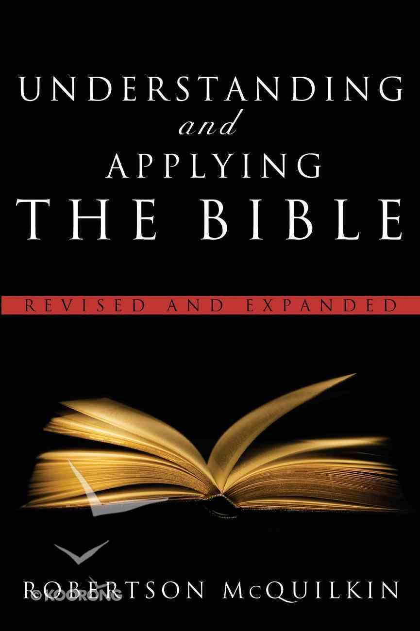 Understanding and Applying the Bible eBook