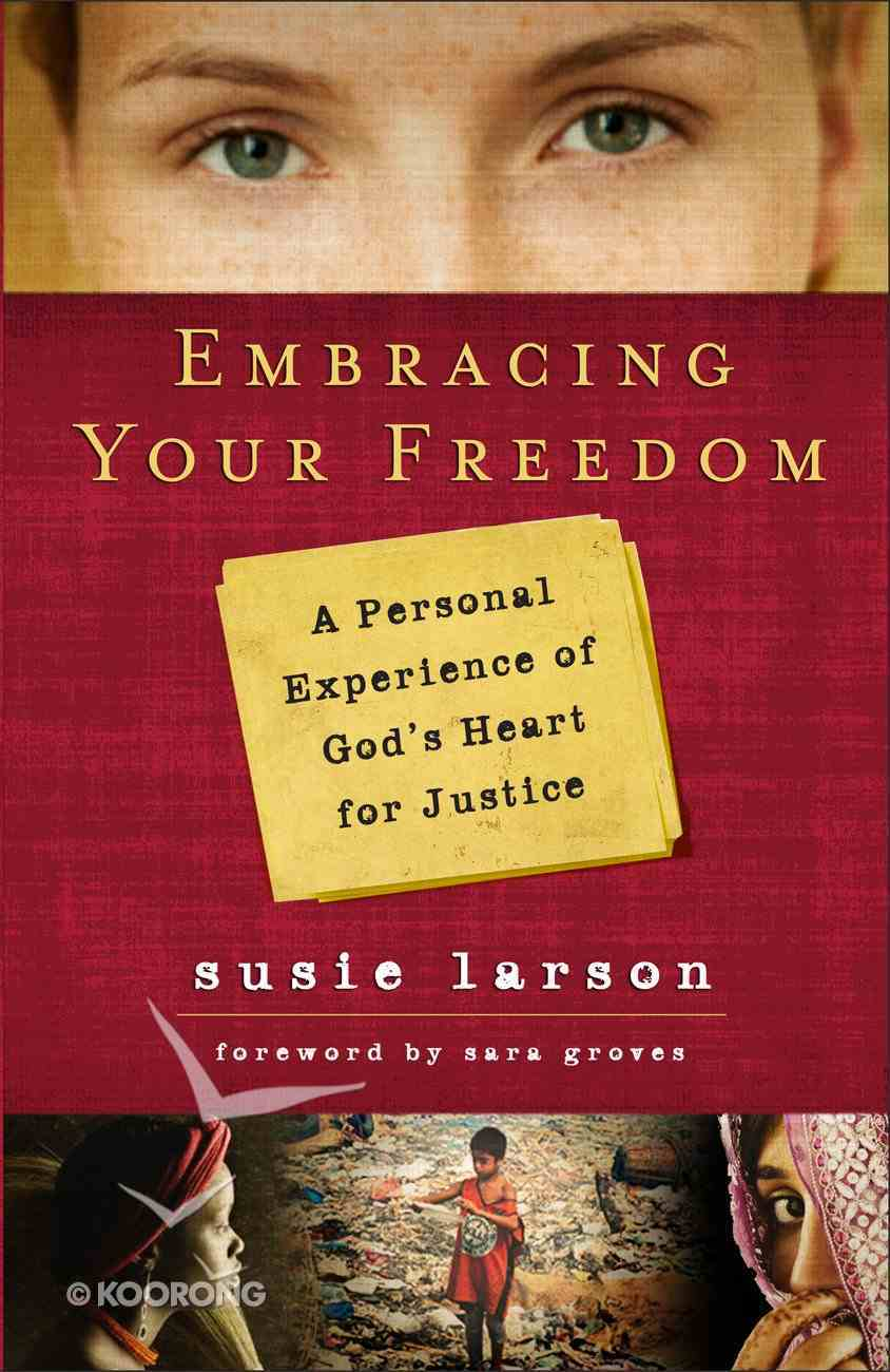 Embracing Your Freedom eBook