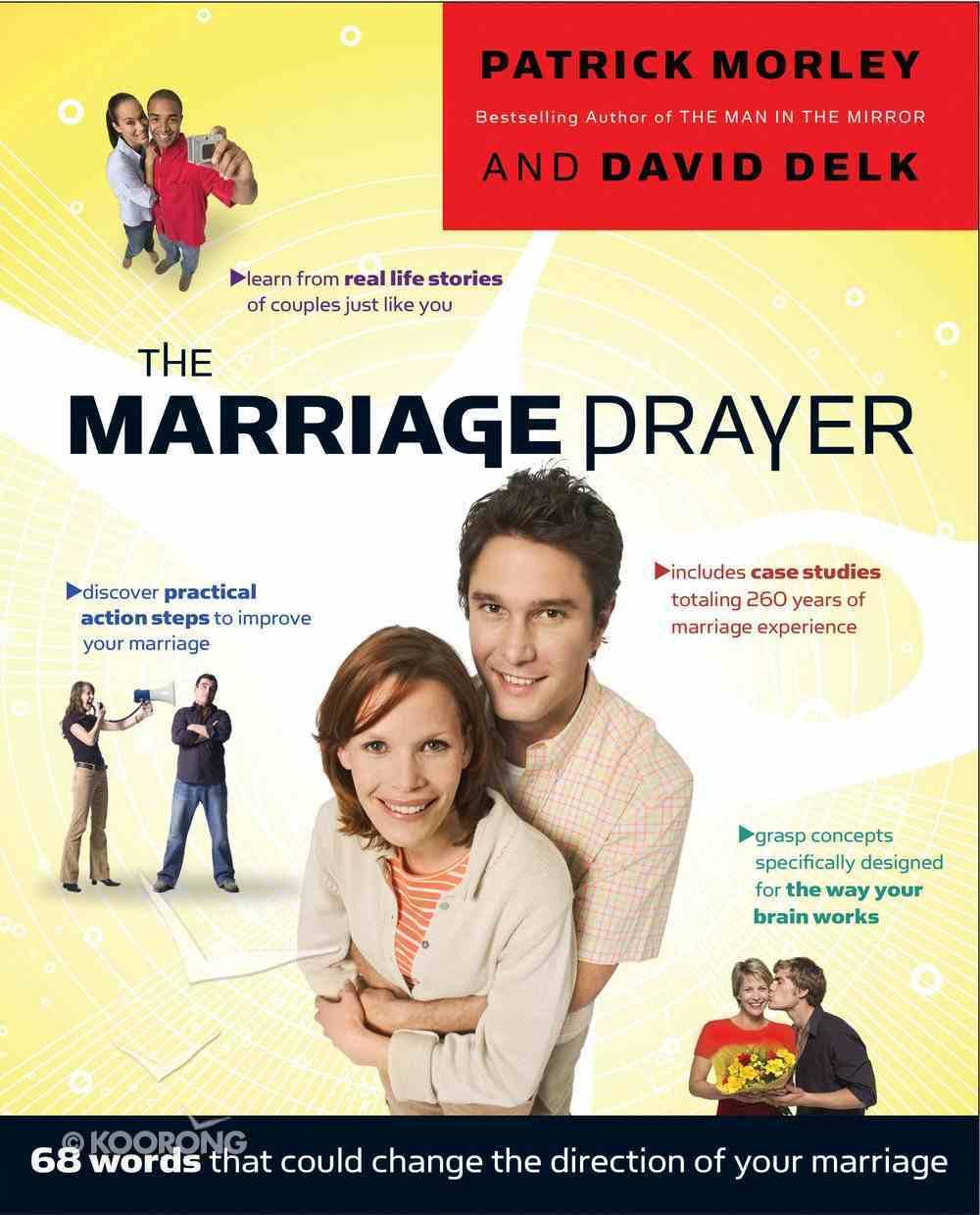 The Marriage Prayer eBook