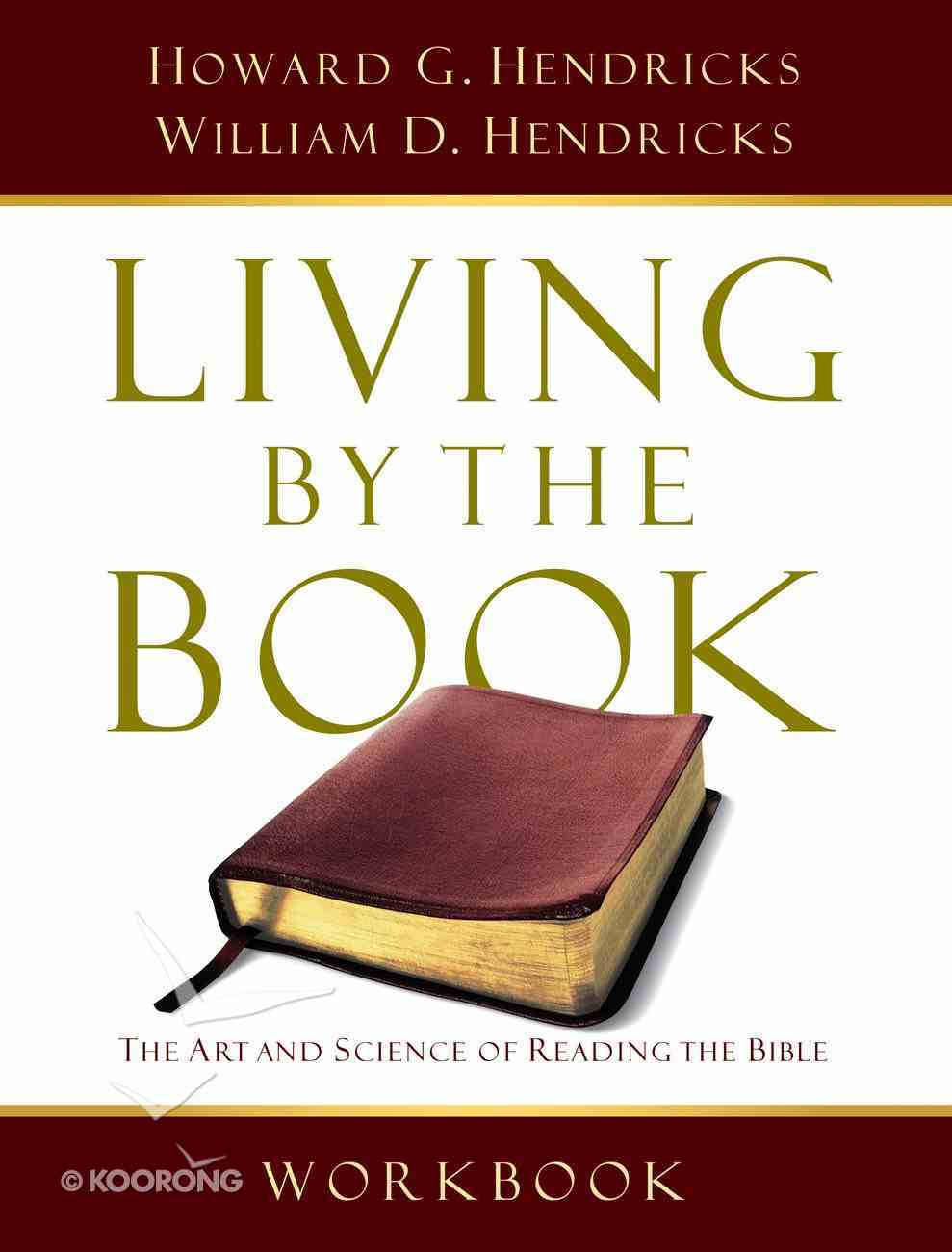 Living By the Book (Revised 2007) (Workbook) eBook